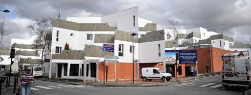 Centre socioculturel de Villetaneuse, 1 rue Jean Jaurès