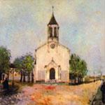 Peinture St Liphard