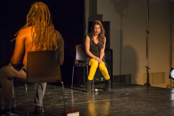 Rencontre internationale de théâtre en corse