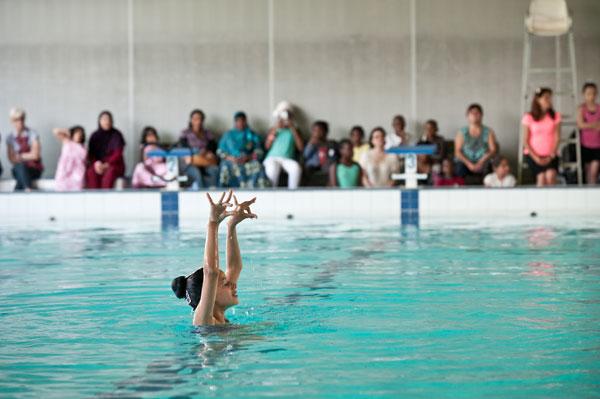Piscine villetaneuse for Horaire piscine le mee sur seine