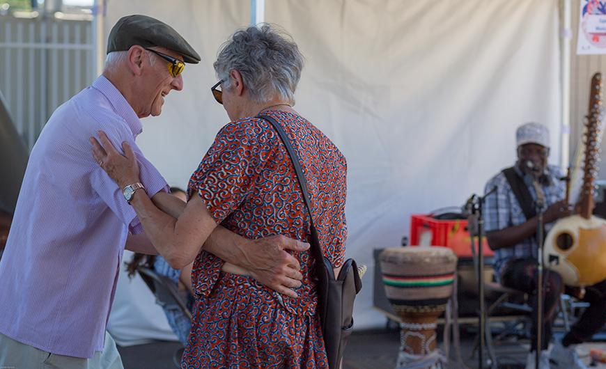 Apéro dansant pour les seniors