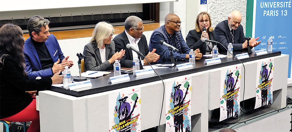 10 mai : table ronde à l'Université Paris 13
