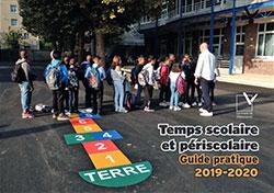 Guide des temps scolaires et périscolaires de l&aposannée 2019-2020