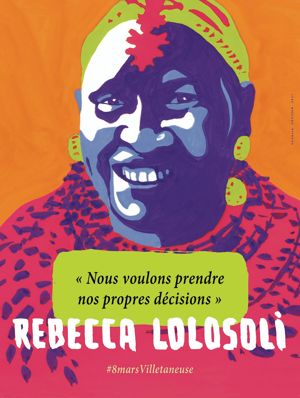 Rebecca LOLOSOLI © Vanessa Vérillon