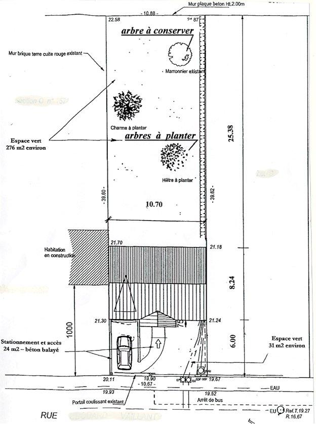 d claration pr alable de travaux plaine commune mairie. Black Bedroom Furniture Sets. Home Design Ideas